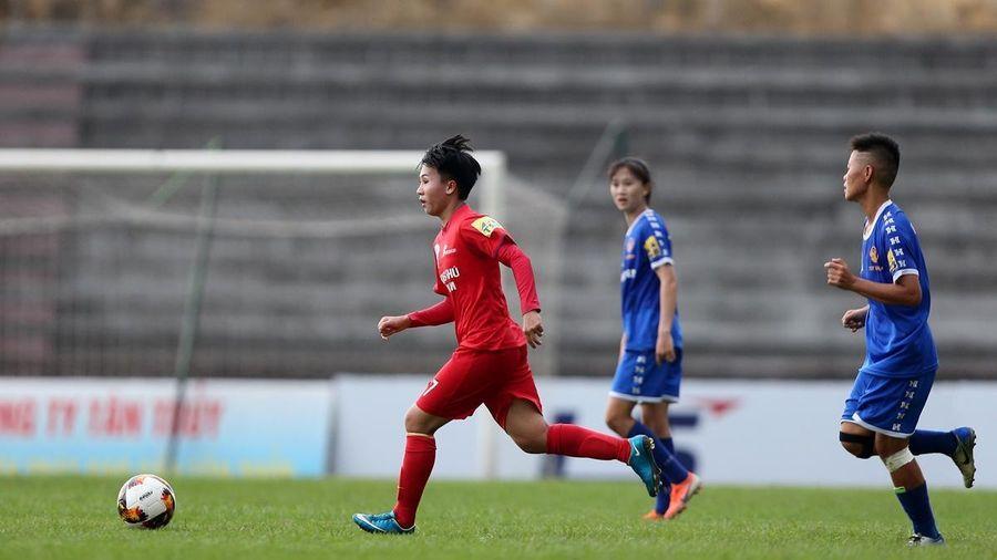 3 nữ tuyển thủ Việt Nam được mời sang Bồ Đào Nha đều ra sân ở giải quốc nội