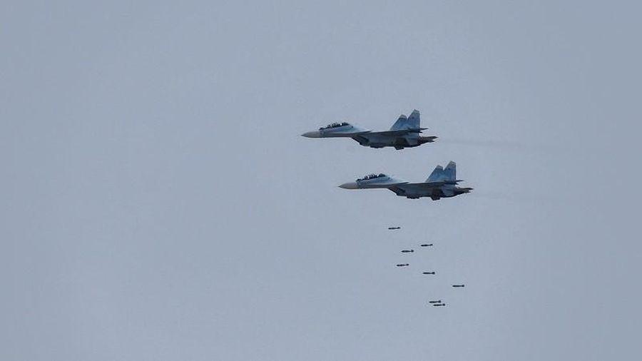 Nga rầm rộ tập trận Caucasus 2020, phô diễn sức mạnh quân sự