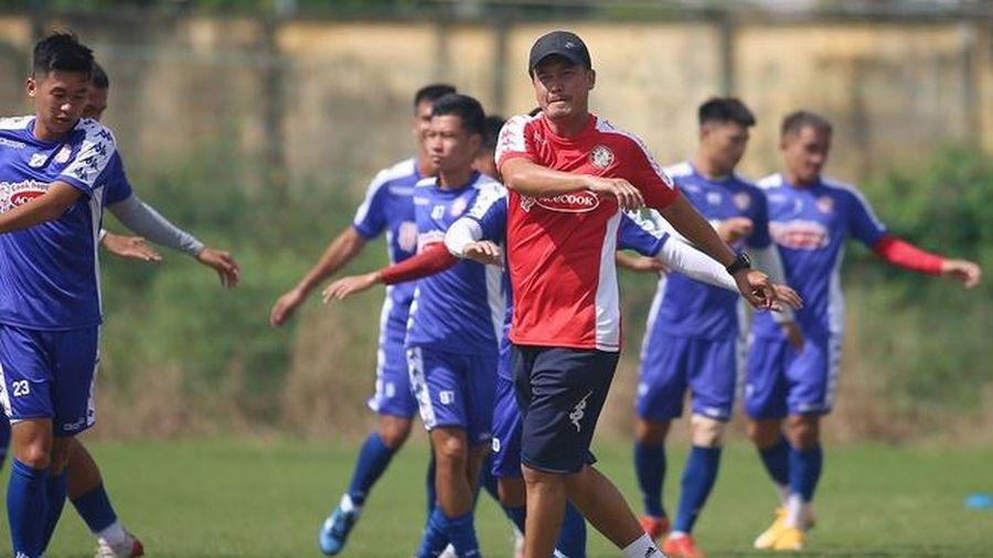 Cựu tuyển thủ Lương Trung Tuấn tái xuất V.League