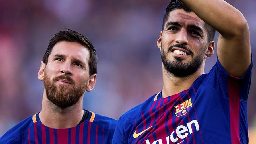 Suarez: 'Họ nói tôi khiến Messi sa sút phong độ'