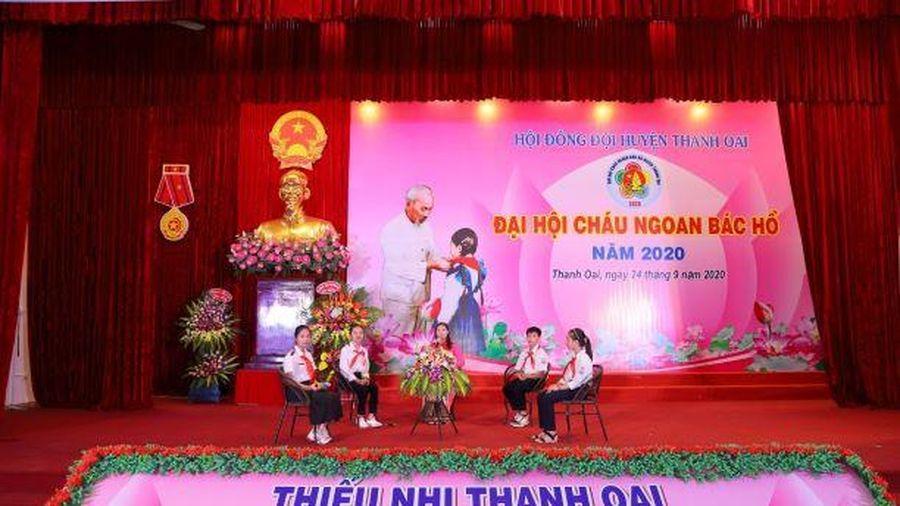 Đại hội Cháu ngoan Bác Hồ huyện Thanh Oai năm 2020