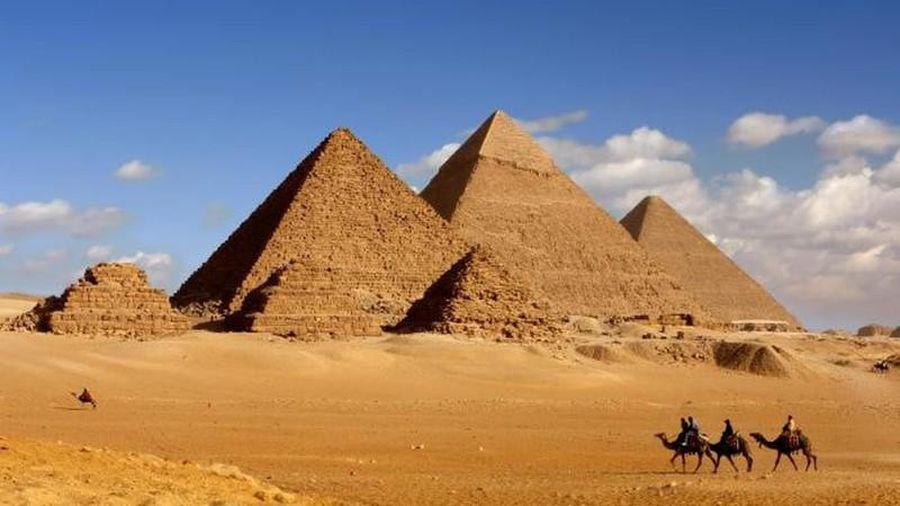 Vì sao trong kim tự tháp không có xác ướp?