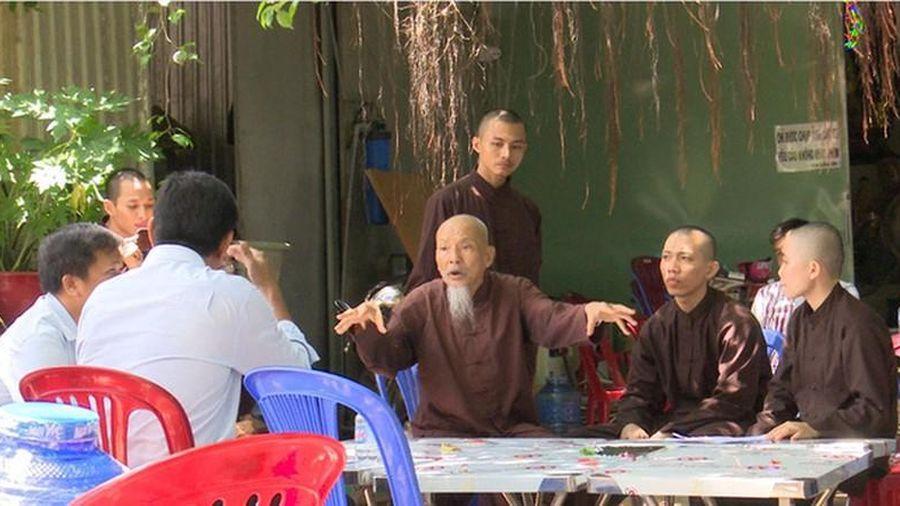 Hé lộ những sự thật bất ngờ tại 'Tịnh thất Bồng Lai'