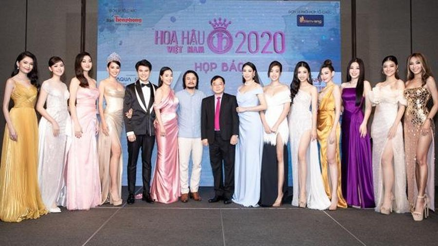 Hoa hậu Việt Nam 2020 đề nghị thay đổi cấu trúc các vòng thi