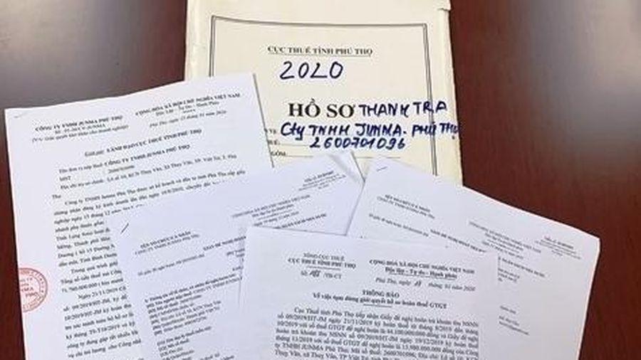 Nghe chuyện Cục Thuế Phú Thọ phối hợp triệt phá đường dây mua bán hóa đơn hơn 2.000 tỷ đồng