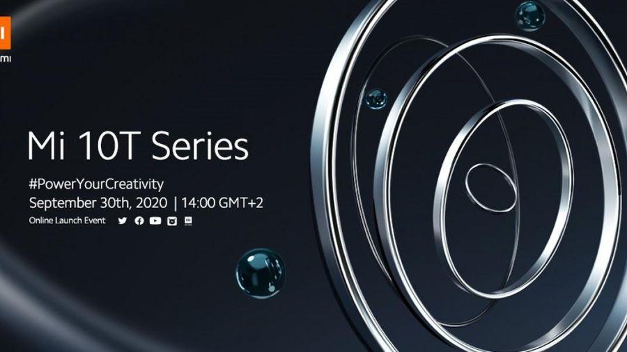 Xiaomi Mi 10T, Mi 10T Pro và Mi 10T Lite chính thức ra mắt ngày 30/9