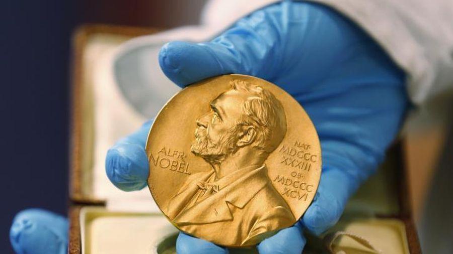 Giá trị giải thưởng Nobel năm 2020 tăng 110.000 USD so với năm ngoái