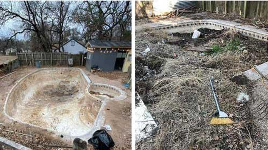 Bỏ gần 500 triệu đồng mua căn nhà cũ nát, người đàn ông bất ngờ phát hiện 'kho báu' trị giá gần 4 tỉ ngay phía sau sân chỉ nhờ một trận bão