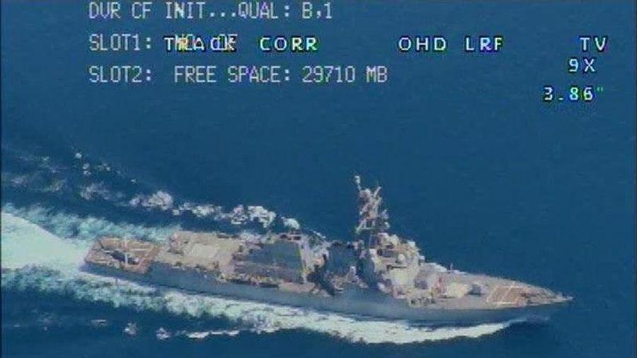 UAV của Iran vô hiệu hóa hệ thống phòng không, tàu Hải quân Mỹ rơi vào nguy hiểm