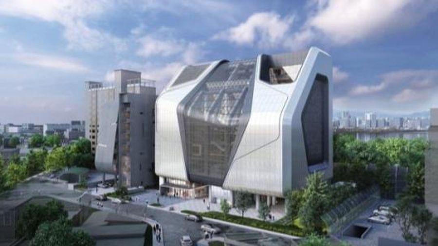 Tòa thành của công ty YG vừa được thông báo hoàn thành đã làm bùng nổ mạng xã hội, leo lên top Naver trong vòng 1 tiếng công bố