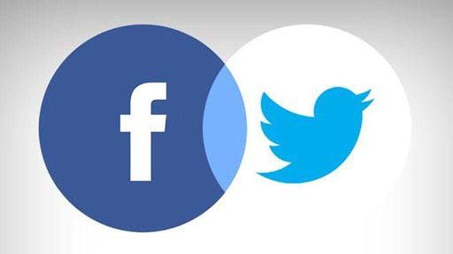 Chính phủ Thái Lan kiện Facebook và Twitter