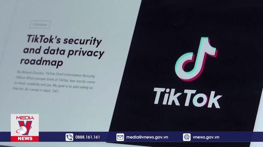 TikTok tìm cách chặn lệnh cấm của Mỹ