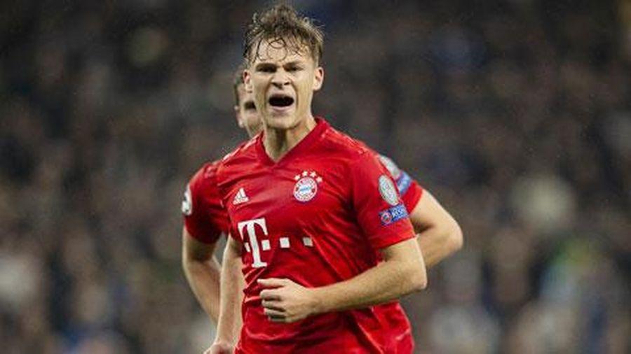 Quên Thiago đi, Bayern đang hạnh phúc với Kimmich