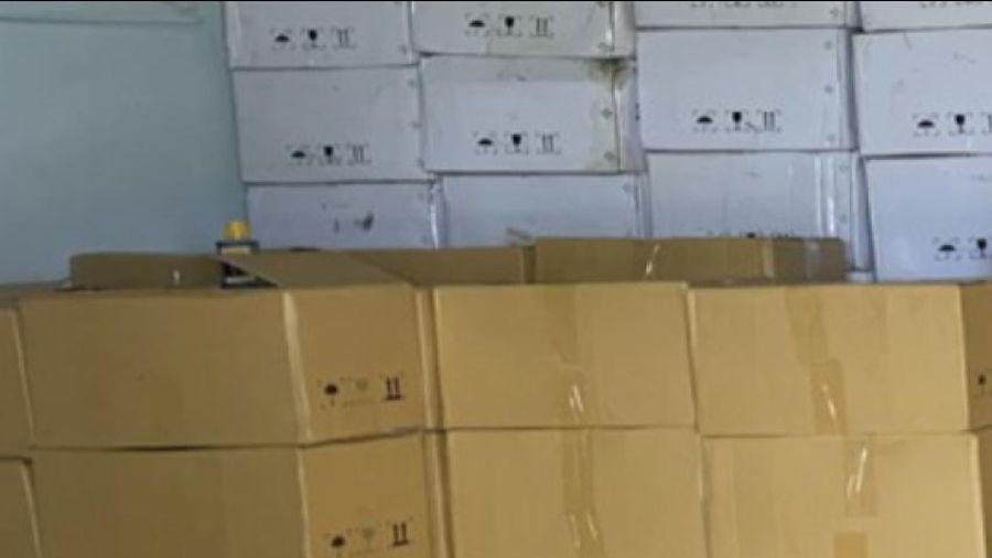 Bắc Giang thu giữ 6,7 tấn thuốc nằm trong danh mục cấm sử dụng