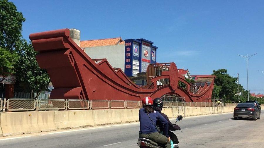 Quảng Bình: Ngổn ngang công trình gần 14 tỷ đồng chào mừng Đại hội Đảng bộ thành phố Đồng Hới