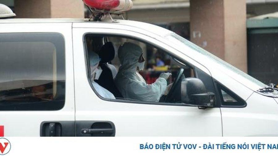 Sáng 24/9, Việt Nam không ghi nhận ca mắc mới COVID-19