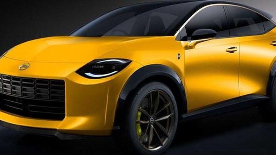 Nissan và tham vọng làm SUV thể thao Z