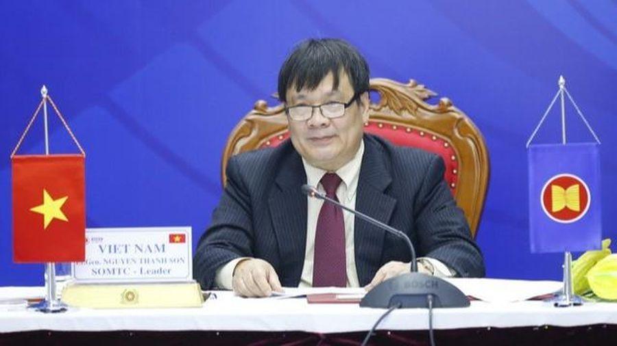 Việt Nam tích cực, chủ động hợp tác phòng chống tội phạm xuyên quốc gia với các nước ASEAN