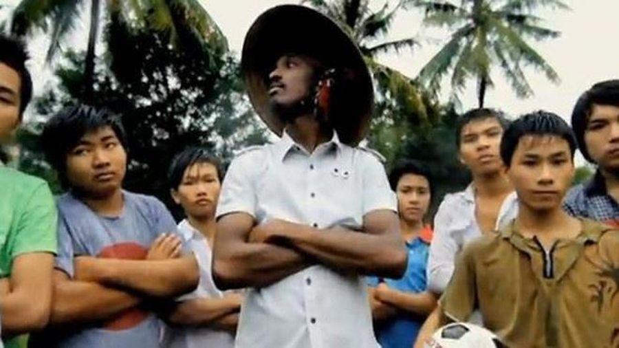 K'Naan và MV cổ động World Cup quay tại Việt Nam