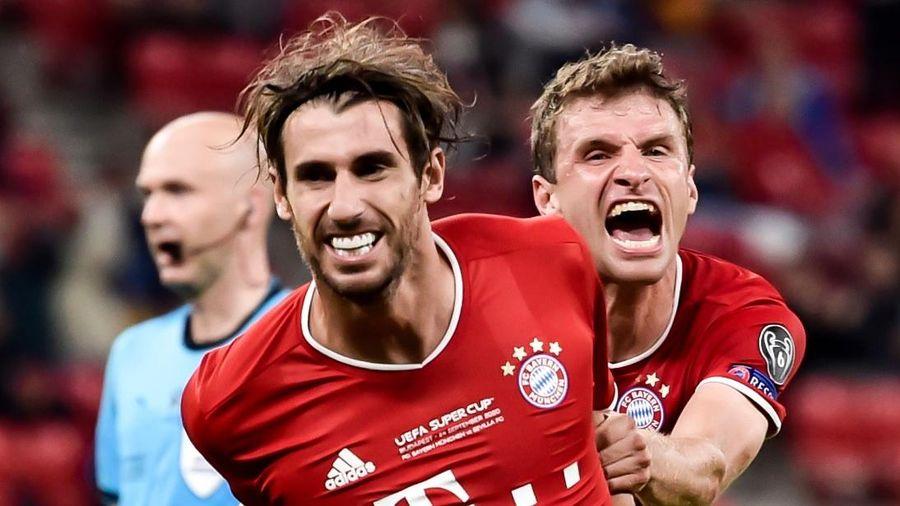 Highlights siêu cúp châu Âu: Bayern 2-1 Sevilla