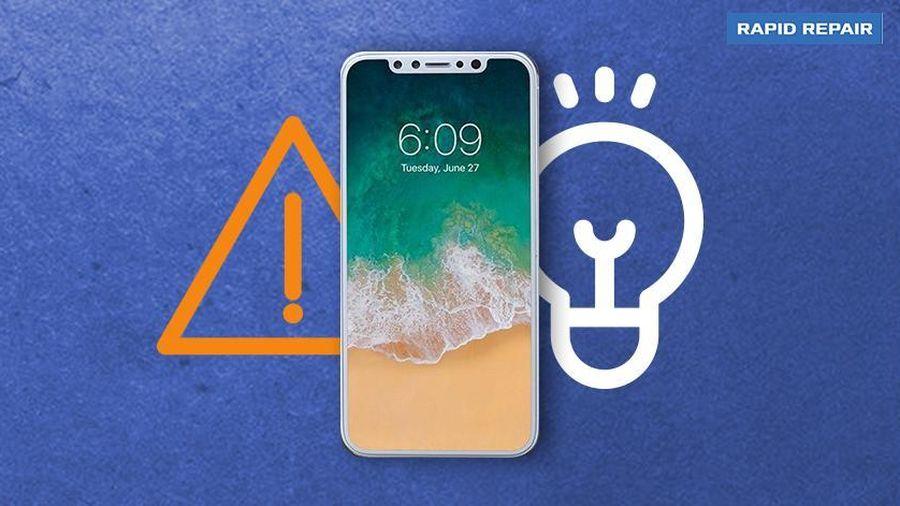 Cách khắc phục các lỗi thường gặp trên iPhone