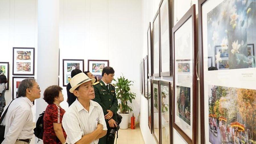 Triển lãm và trao giải Cuộc thi ảnh nghệ thuật lần thứ 50