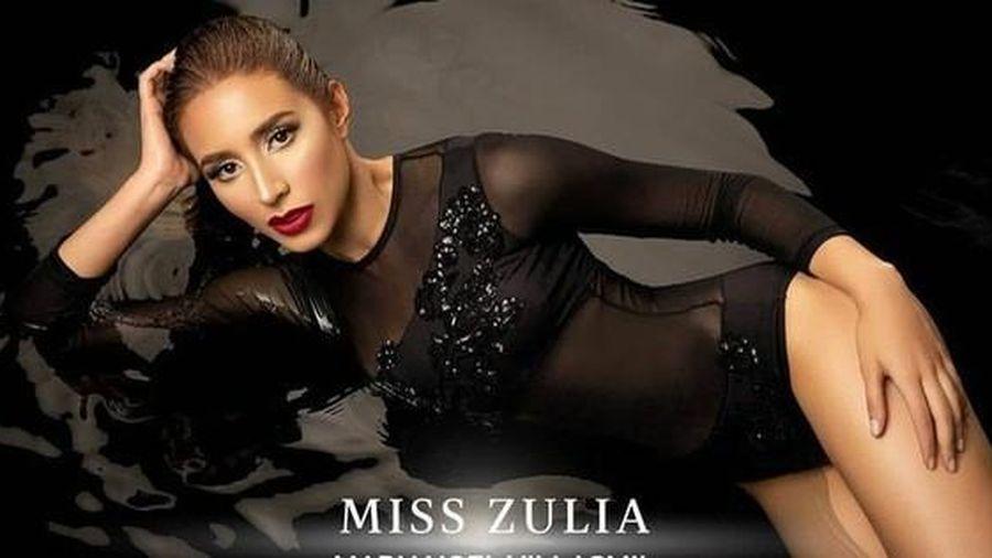 Nhan sắc của thợ làm bánh đăng quang Hoa hậu Venezuela 2020