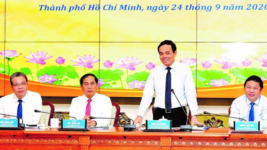 TPHCM: Phát huy công tác đối ngoại phục vụ phát triển