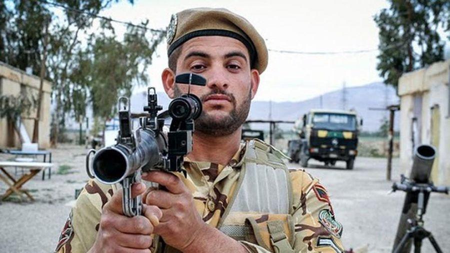 Trang bị, vũ khí nhái Liên Xô 'rẻ mà chất' của lính biệt kích Iran