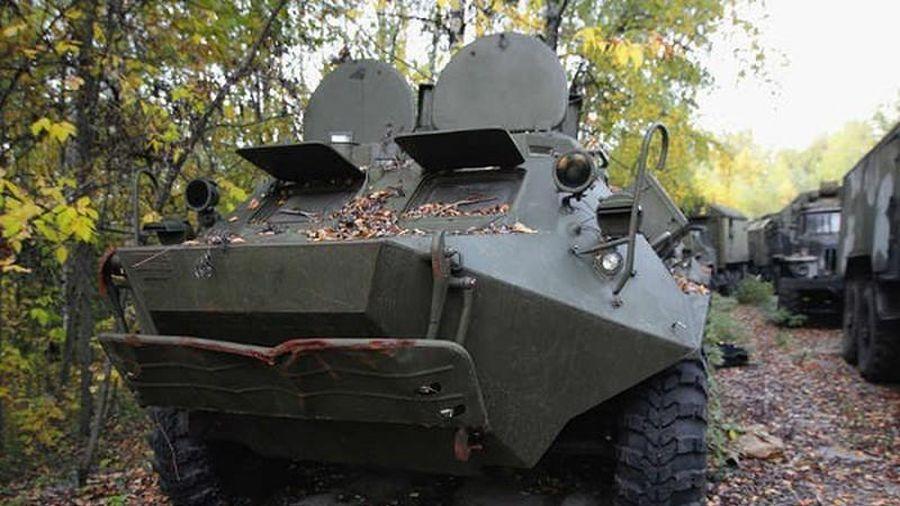 Tận mục 'nghĩa địa' vũ khí Liên Xô rùng rợn giữa rừng hoang