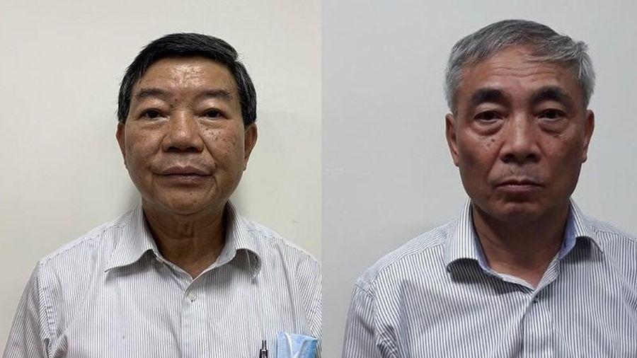 Bắt nguyên Giám đốc BV Bạch Mai Nguyễn Quốc Anh và 2 thuộc cấp