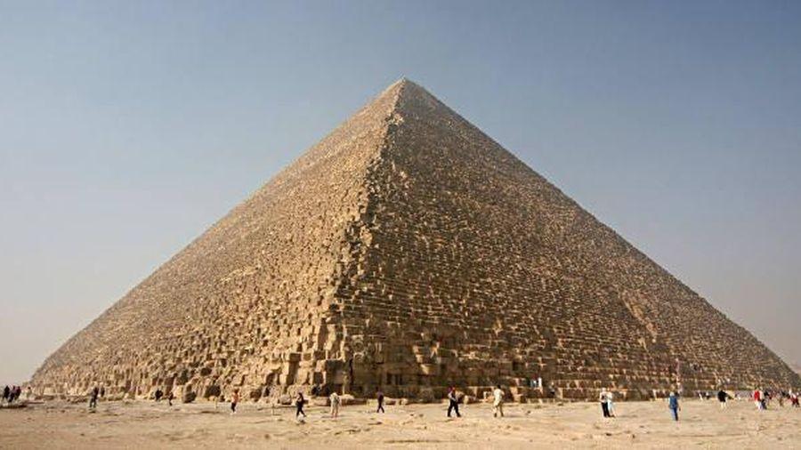 Tiết lộ cỗ máy tuyệt đỉnh bảo vệ Kim tự tháp