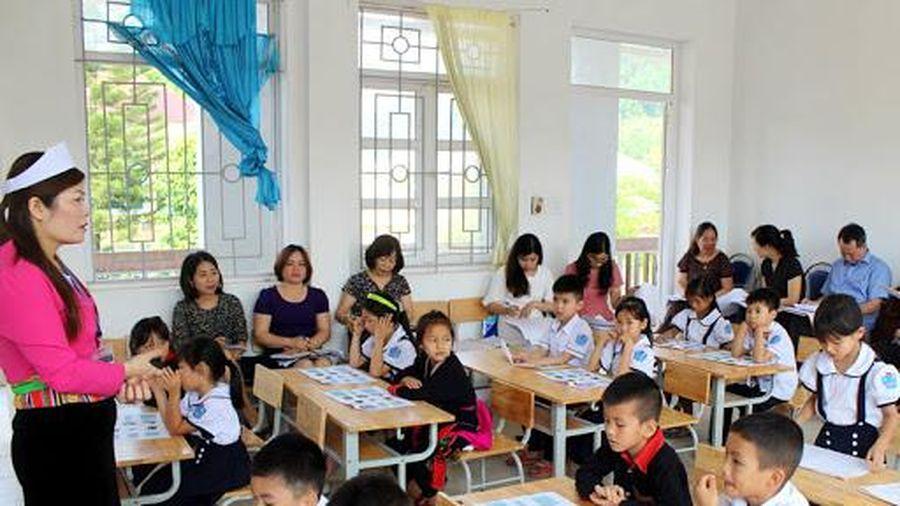 Đầu tư cơ sở vật chất triển khai Chương trình giáo dục phổ thông mới