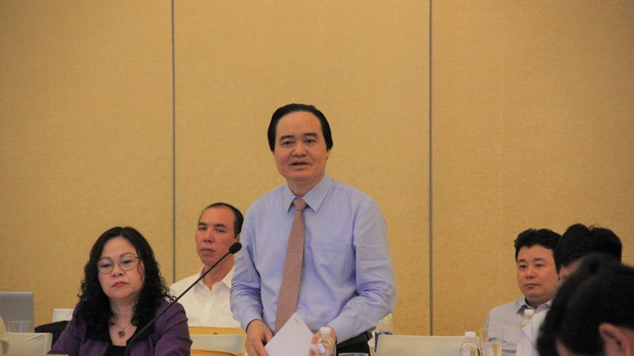 Bộ trưởng Phùng Xuân Nhạ: Đổi mới không dễ dàng nhưng chúng ta có niềm tin vì đi đúng hướng