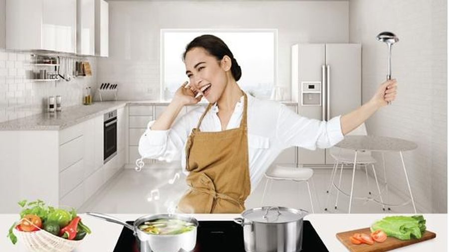 Tập đoàn Nagakawa ra mắt bộ thiết bị nhà bếp cao cấp