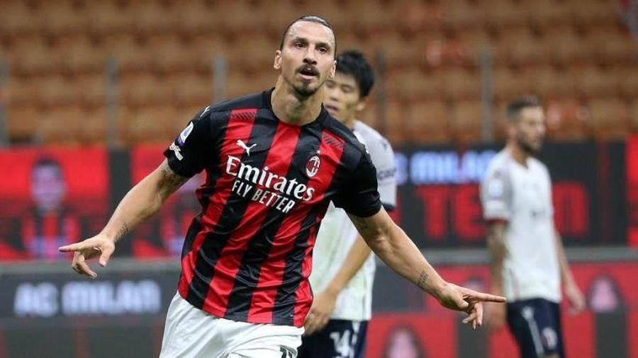 Mắc COVID-19, Zlatan Ibrahimovic lên tiếng đầy ngạo nghễ