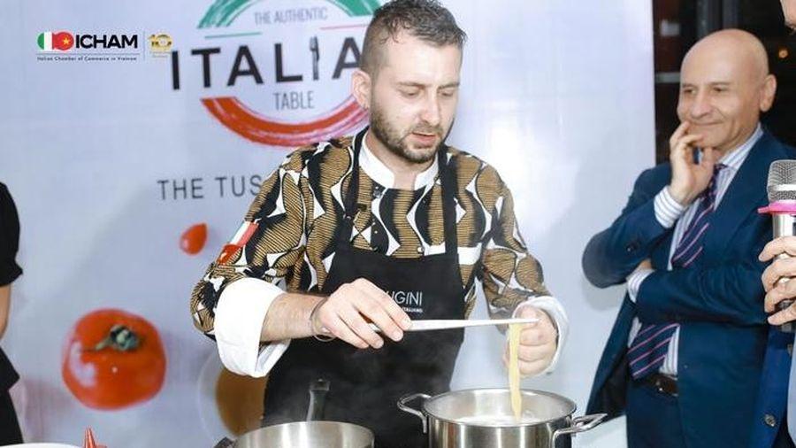 Đi ăn cùng người Ý - Phải làm sao nhỉ?