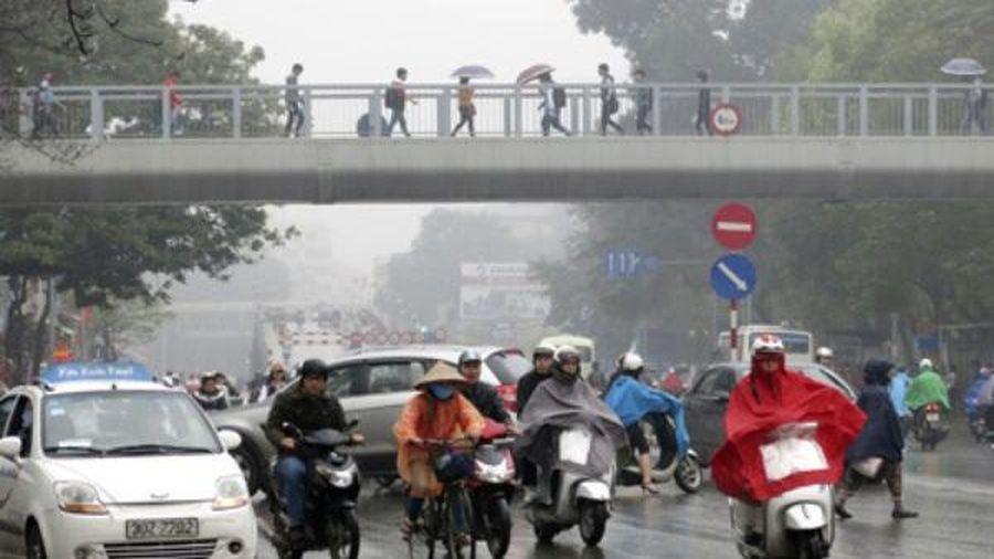 Dự báo thời tiết ngày 25/9: Bắc Bộ có mưa to, nguy cơ ngập úng