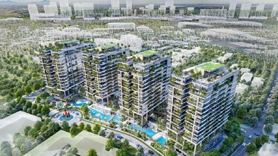 Triển khai căn hộ hạng sang trong siêu đô thị ở Long Biên