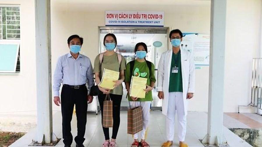 Quảng Nam: Nữ sinh viên tái dương tính Covid-19 được xuất viện