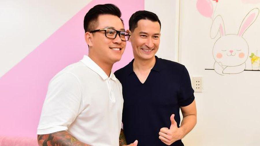 Vợ chồng Tuấn Hưng và Huy Khánh móc mỉa nhau sau hợp đồng làm ăn thua lỗ?