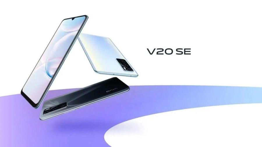 Vivo V20 SE ra mắt: Snapdragon 665, camera 48MP, sạc nhanh 33W, giá 287 USD