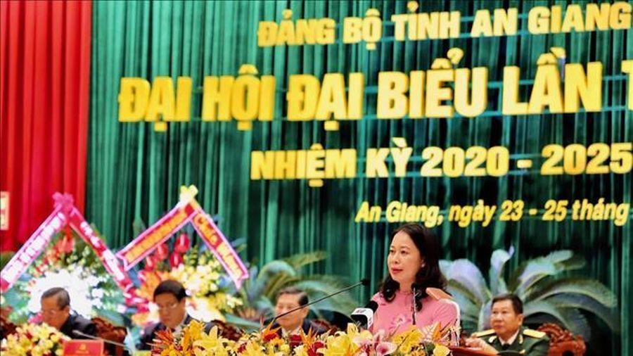 Ba khâu đột phá đưa kinh tế An Giang vào nhóm đầu khu vực ĐBSCL