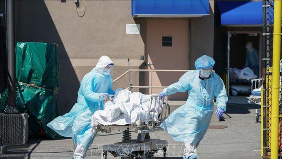 Tổng số ca bệnh COVID-19 trên thế giới lên tới trên 32,5 triệu trường hợp