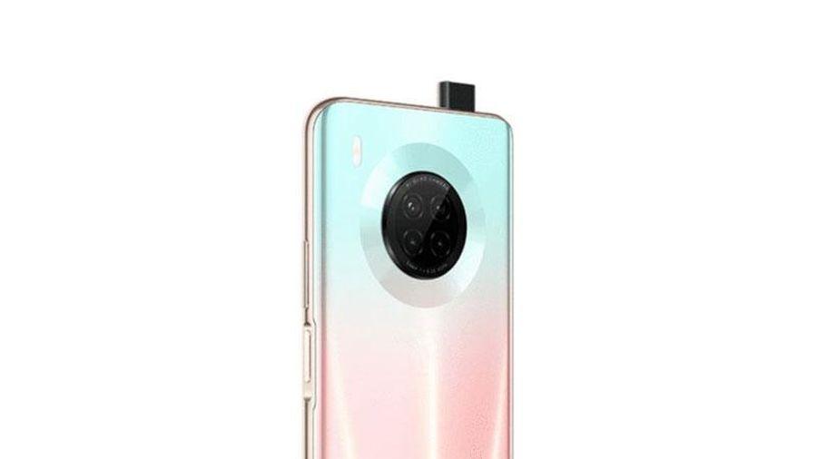 Ảnh chi tiết smartphone RAM 8 GB, 4 camera sau, sạc siêu tốc, giá rẻ bất ngờ