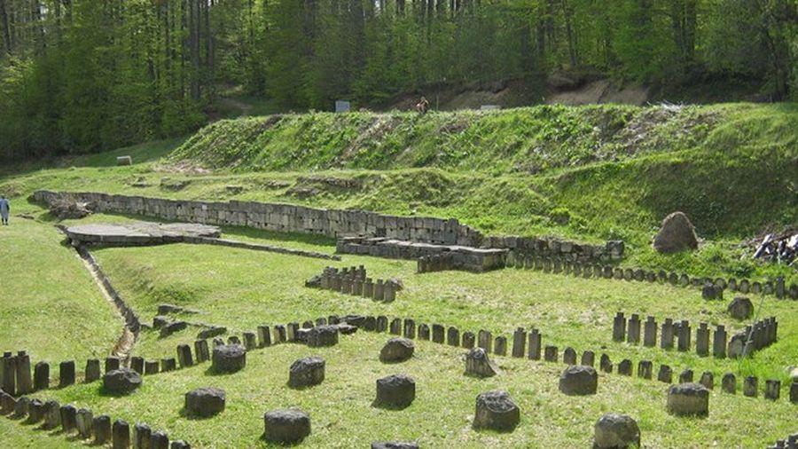 Choáng ngợp với tuyệt tác quần thể pháo đài của vương quốc cổ đại