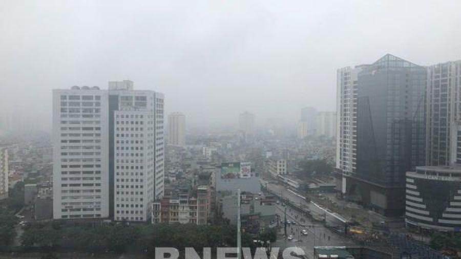Dự báo thời tiết hôm nay 25/9: Hà Nội có mưa rào và dông
