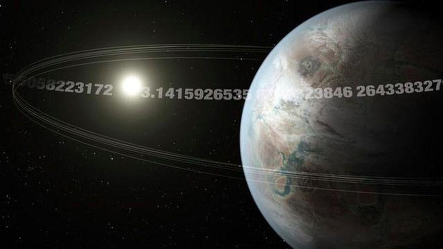 Phát hiện 'hành tinh Pi' mất đúng 3,14 ngày quay quanh Mặt trời