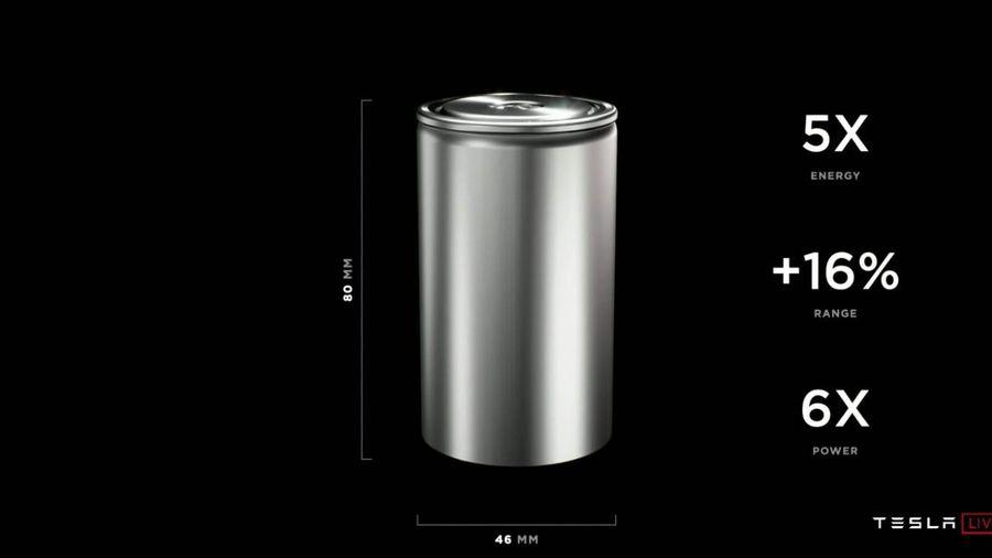Tabless - Loại pin mới của Tesla cho phép xe đi xa hơn
