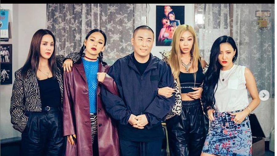 Hé lộ hoạt động đầu tiên từ Girlgroup của Lee Hyori